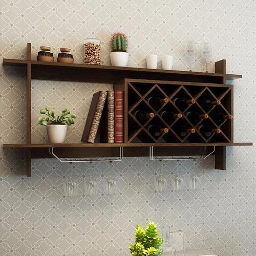 mẫu tủ rượu treo tường 2