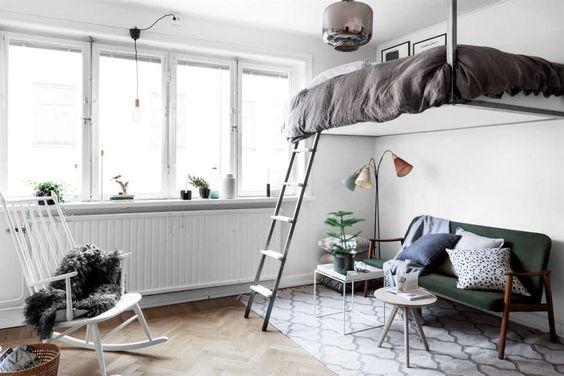 thiết kế nội thất phòng khách 10m2 6