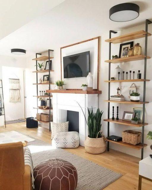 thiết kế phòng khách 10m2 2