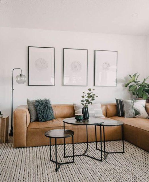 thiết kế phòng khách 10m2 3