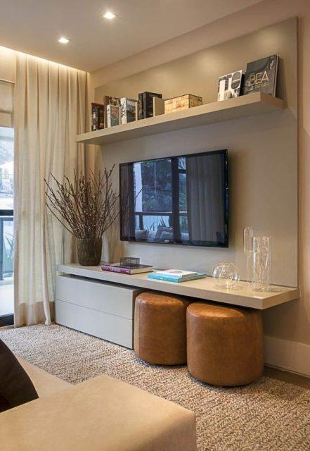 thiết kế phòng khách 10m2 6
