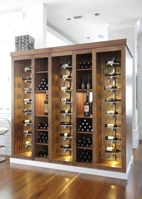 tủ rượu 2
