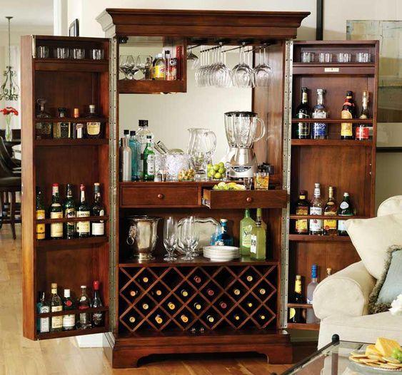 tủ rượu đẹp 4