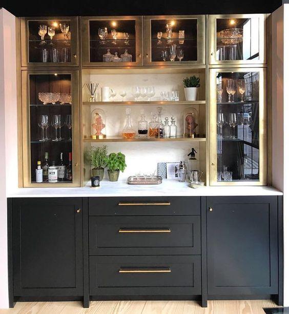 tủ rượu gỗ 6