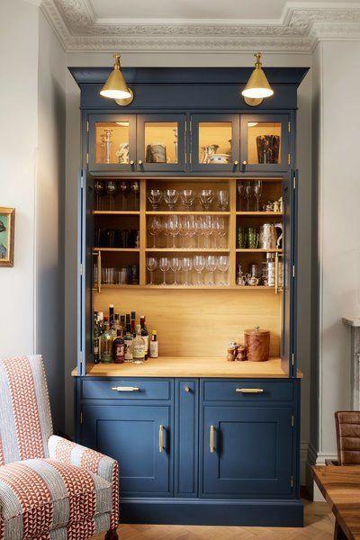 tủ rượu phòng khách 2