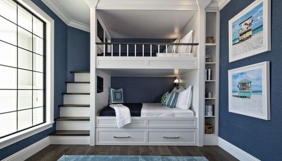 10 mẫu giường tầng hiện đại 3