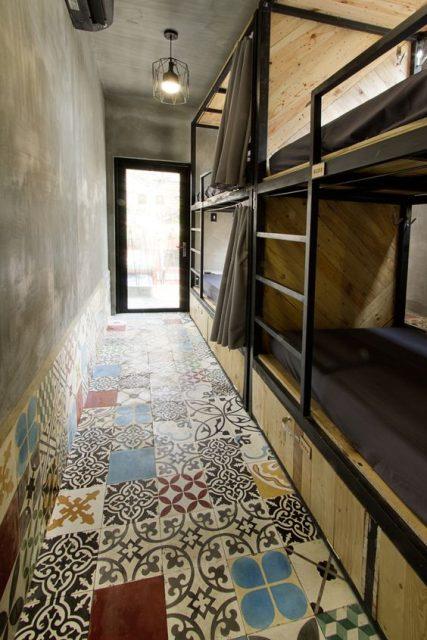 giường tầng căn hộ cho thuê