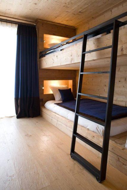 giường tầng căn hộ cho thuê 2