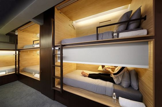 giường tầng căn hộ cho thuê 4