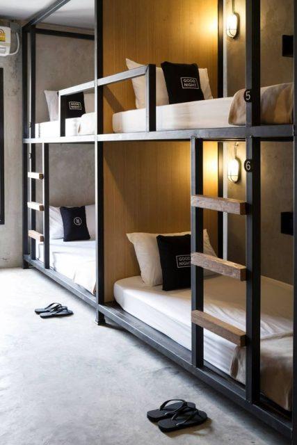 giường tầng căn hộ cho thuê 5