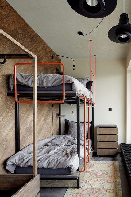 giường tầng căn hộ cho thuê 6