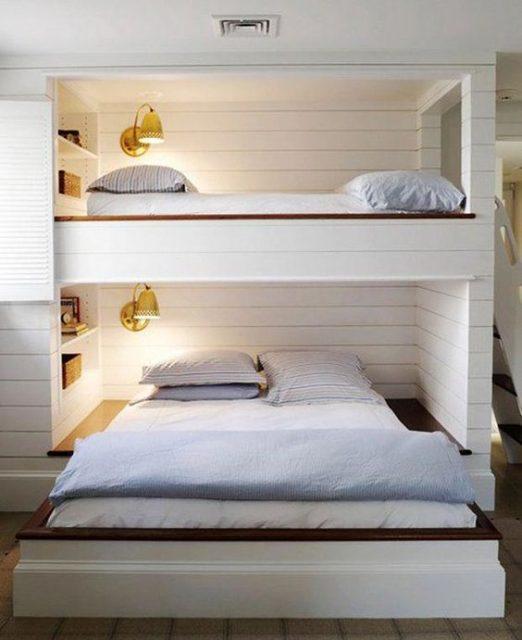 giường tầng gỗ 2