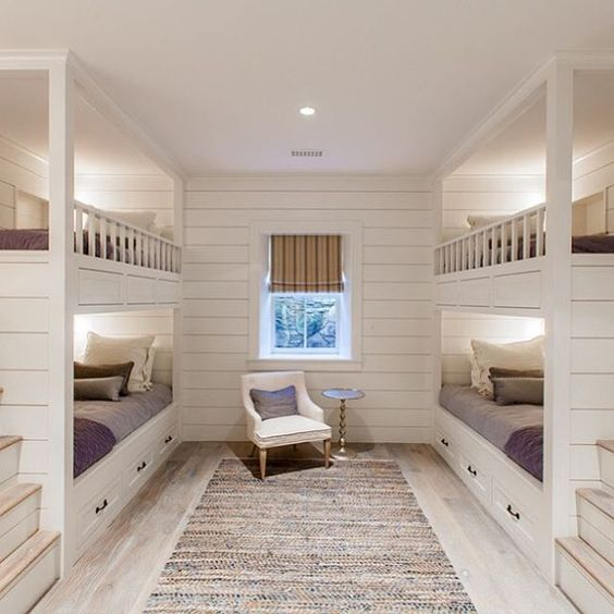 giường tầng gỗ 3