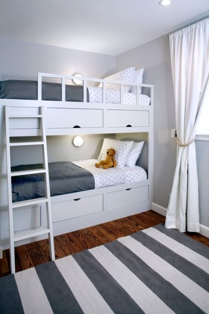 giường tầng trẻ em