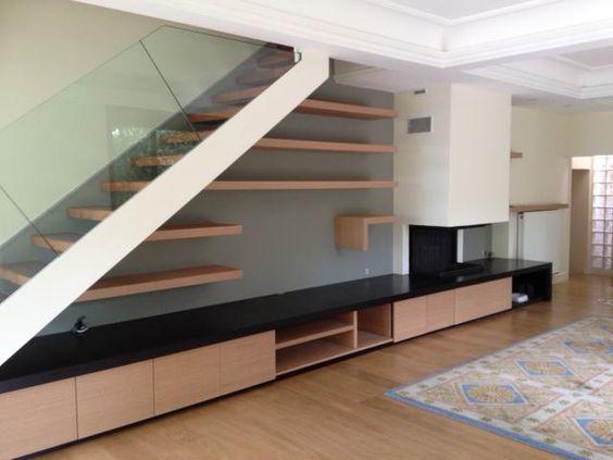 kệ tivi dưới chân cầu thang 4