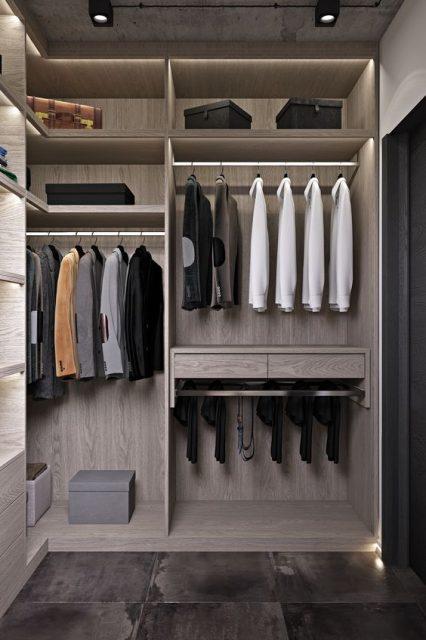 nội thất tủ quần áo 5