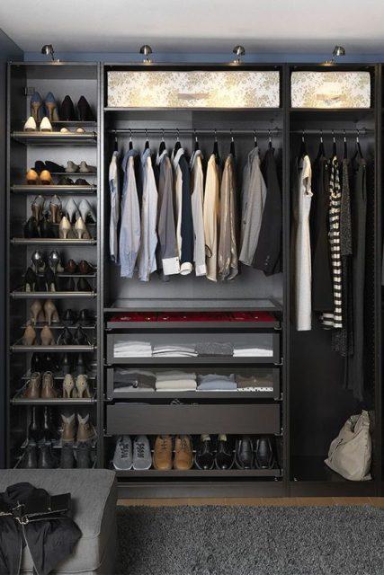 nội thất tủ quần áo 6