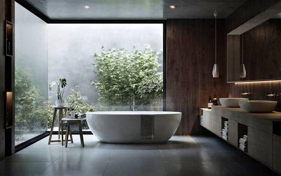 phòng tắm đơn giản mà đẹp 9