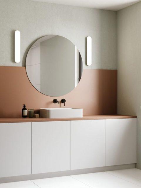 phòng vệ sinh đẹp và hợp lý 14