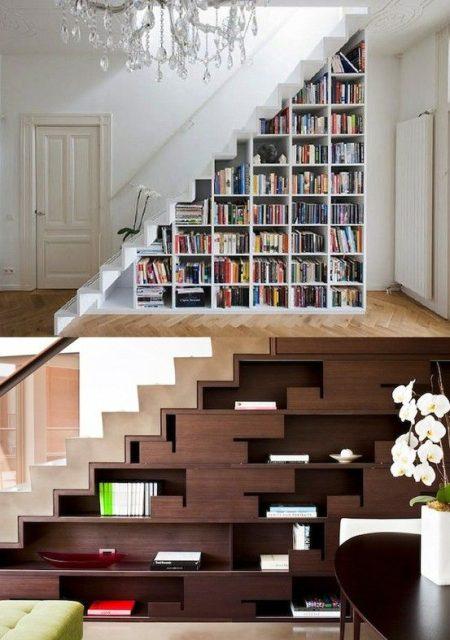 thiết kế tủ dưới gầm cầu thang 3