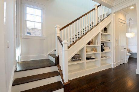 trang trí gầm cầu thang phòng khách 4