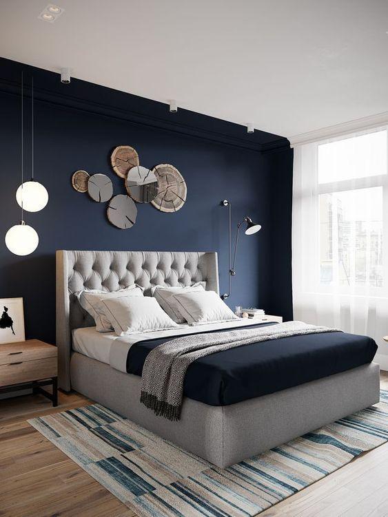 trang trí phòng ngủ bằng màu sắc 4