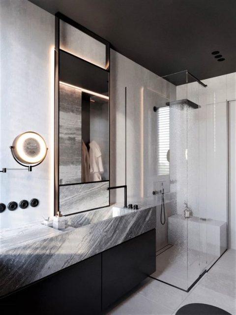trang trí phòng tắm đẹp 2