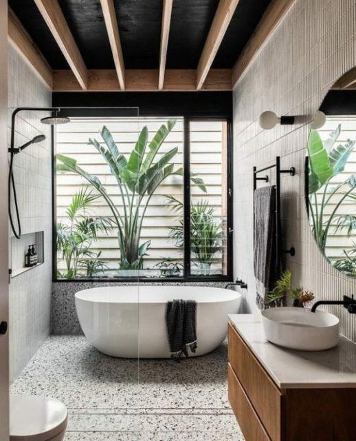 trang trí phòng tắm đẹp 5