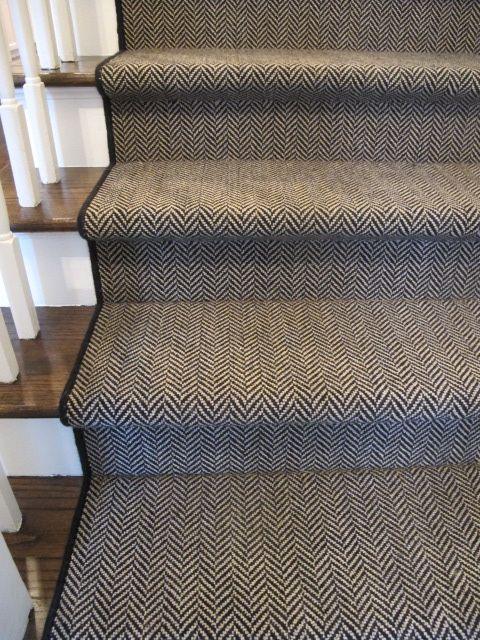 trang trí thảm cầu thang 2