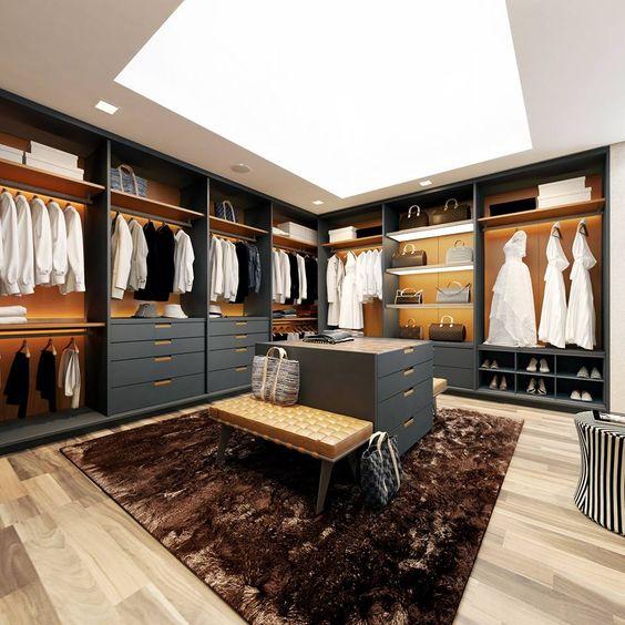tủ quần áo phòng thay đồ 2