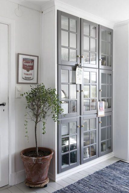 tủ sách có cửa kính 3