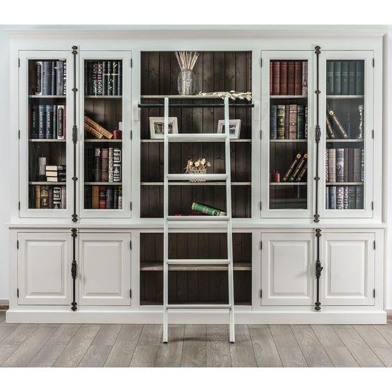 tủ sách có cửa kính 5
