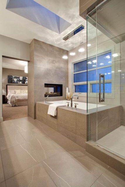 bản vẽ phòng ngủ có toilet 6