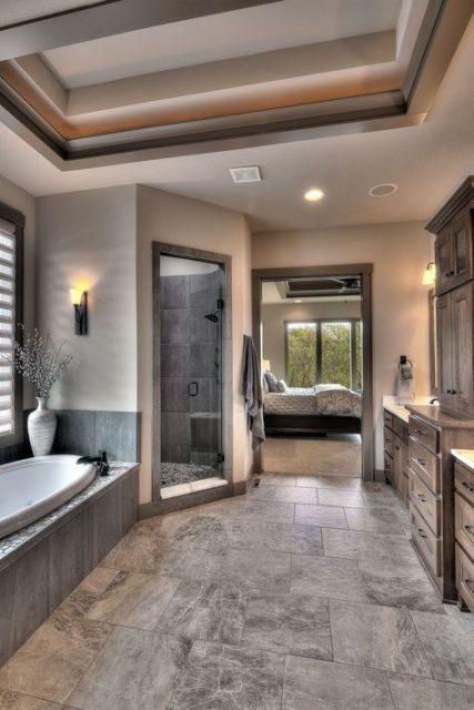 bố trí phòng ngủ có nhà vệ sinh