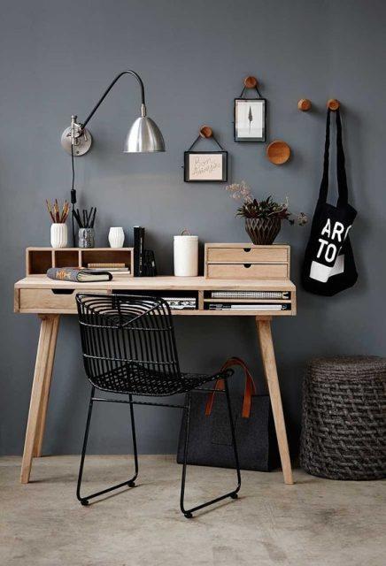 mẫu bàn làm việc đẹp 4