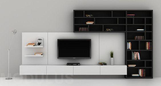 mẫu kệ tivi đẹp bằng gỗ 11