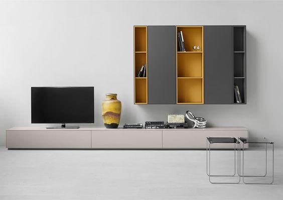 mẫu kệ tivi đẹp bằng gỗ 7
