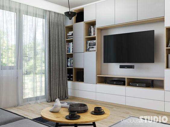 mẫu kệ tivi phòng khách 2