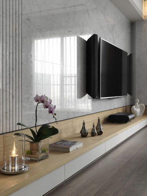 mẫu kệ tivi phòng khách 3