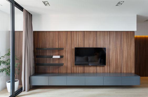 mẫu kệ tivi phòng khách 4