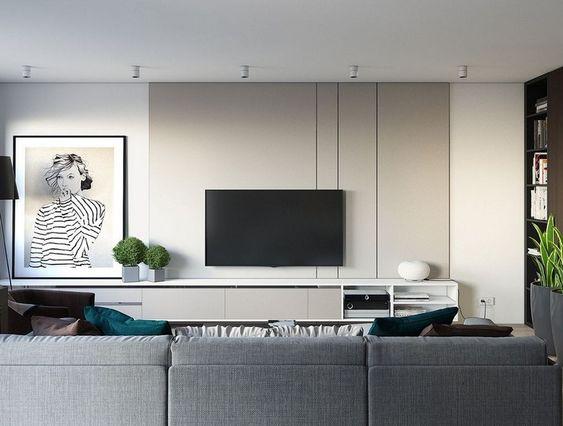 mẫu kệ tivi phòng khách 5