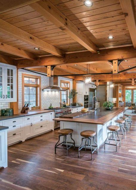 nhà gỗ đẹp trong sự đơn giản