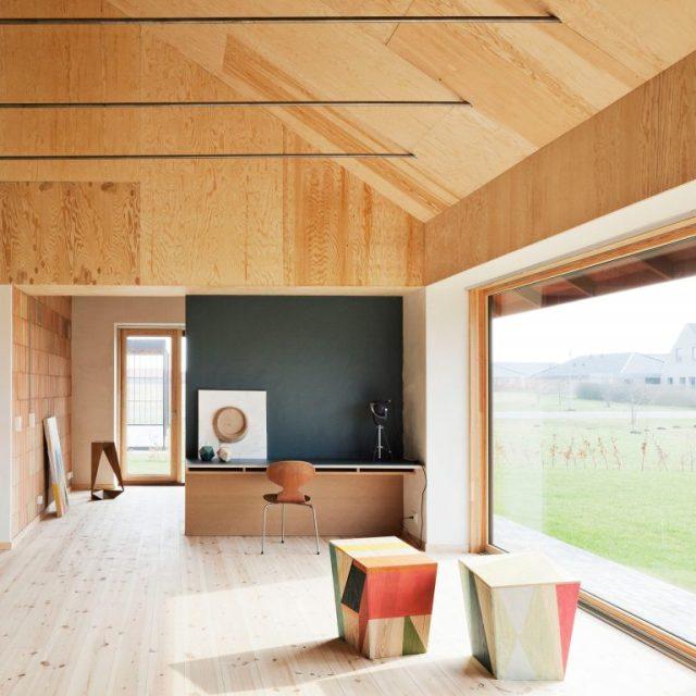 nhà gỗ đẹp trong sự đơn giản 11
