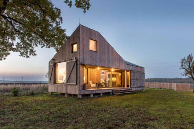 nhà gỗ đẹp trong sự đơn giản 3