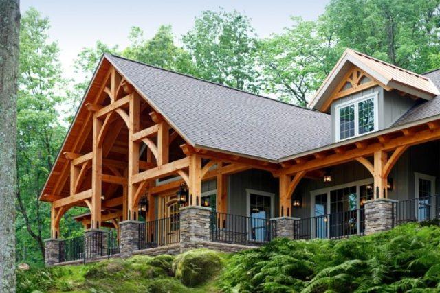 nhà gỗ đẹp trong sự đơn giản 5