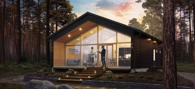 nhà gỗ đẹp trong sự đơn giản 6