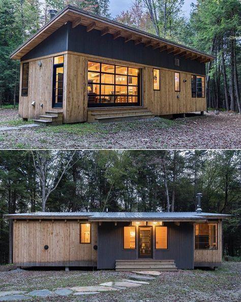 nhà gỗ đẹp trong sự đơn giản 7