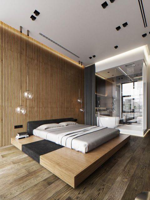 phòng ngủ có nhà vệ sinh đẹp 3