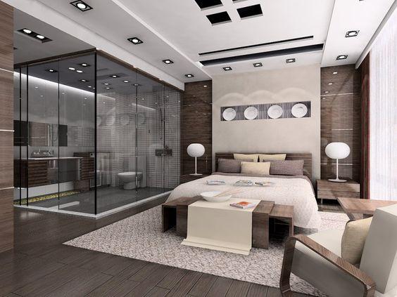 phòng ngủ có nhà vệ sinh khép kín