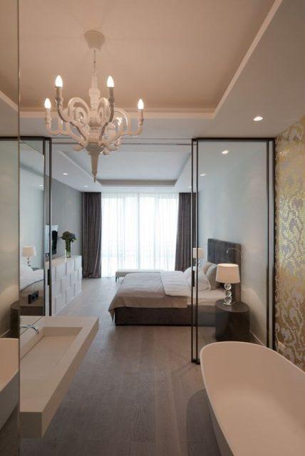 phòng ngủ có nhà vệ sinh khép kín 2